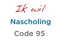 Ik wil nascholing code 95 bij Rijschool Franquinet Geleen